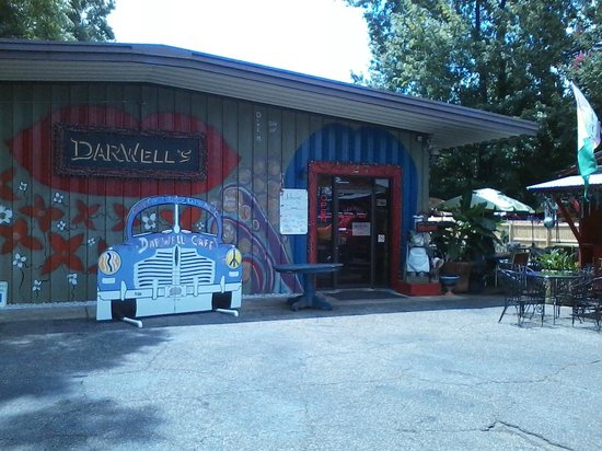 Darwell's Cafe Long Beach MS Real Food for Real People