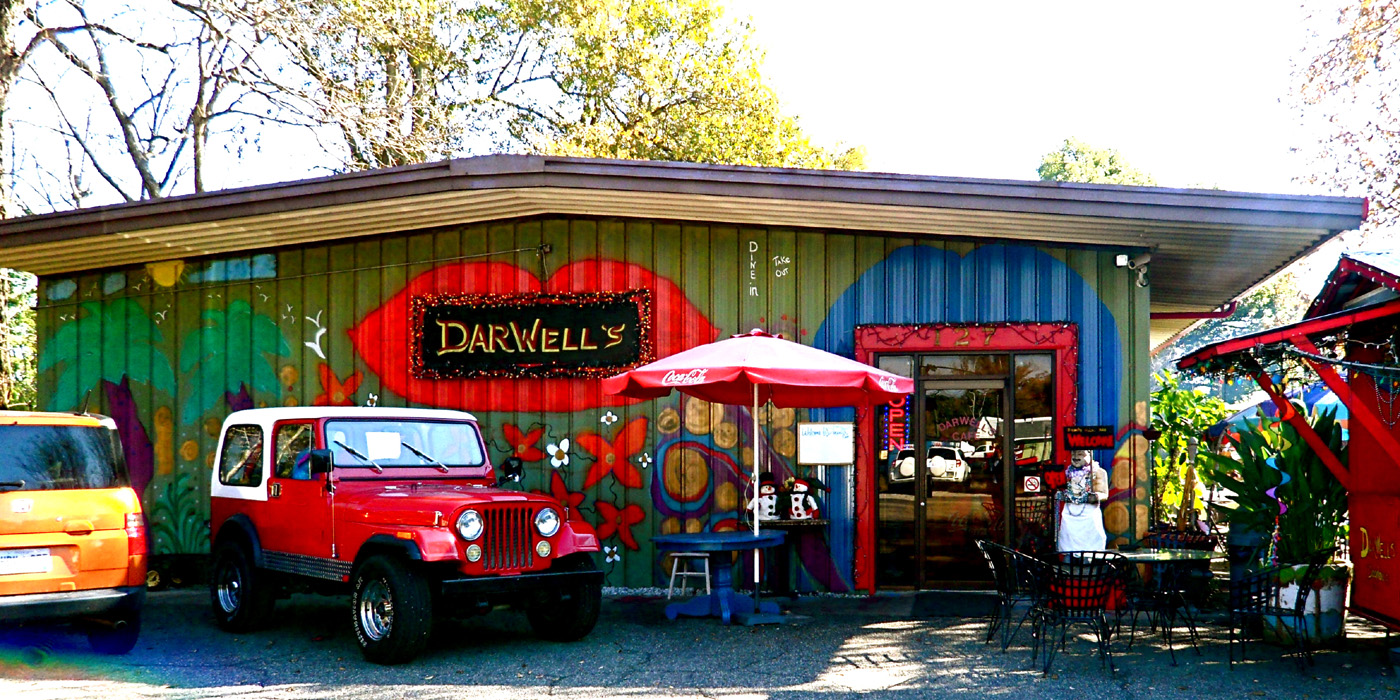 Darwells Cafe Real Food For Real People