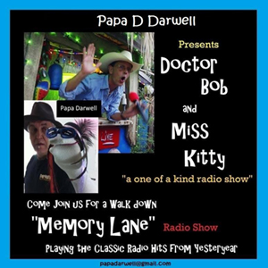 Doctor Bob and Miss Kitty Radio at Darwell's Cafe Long Beach Mississippi